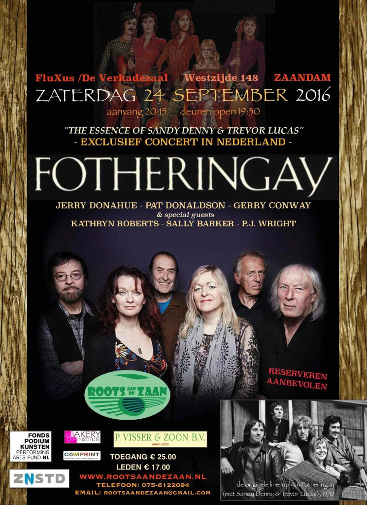 Fotheringay poster
